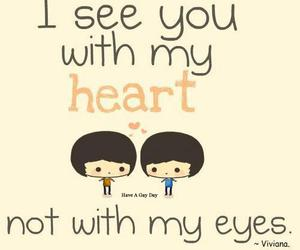 eyes, just love, and my heart image
