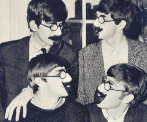 beatles, funny, and da jubs image