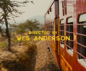 film, movie, and the darjeeling limited image