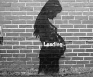 loading, art, and black and white image