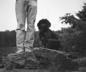 best friends, boy, and black and white image