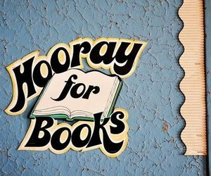 books and hooray image