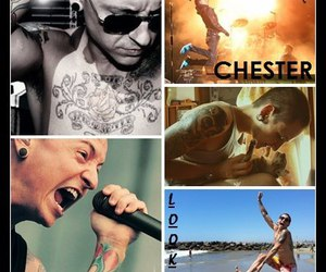 chester, rock, and hard image