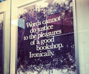 book and words image