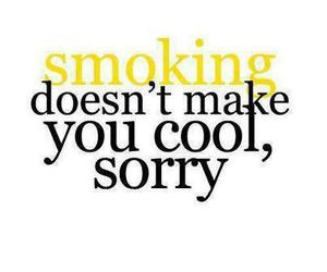 smoking, cool, and text image
