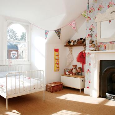 Chambre d\'enfant décoration pour fille - Idées De Décoration ...