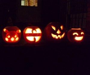 Halloween, pikachu, and cute image