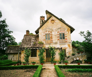 house, vintage, and france image
