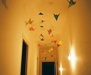 birds and origami image