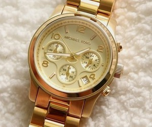 watch, Michael Kors, and fashion image