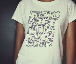 friends and shirt image