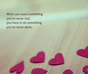 heart, hearts, and quote image