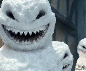 2012, doctor who, and snowman image