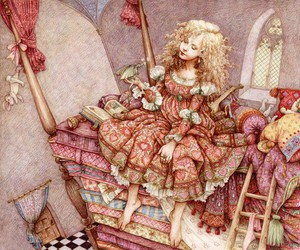 art, illustration, and anne yvonne gilbert image