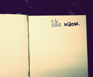 sketchbook, typography, and like waow image