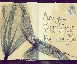 florence, Collage, and quote image