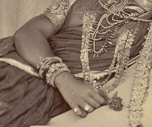 beads, mirss, and india image