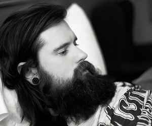 beard, pretty, and perfect image