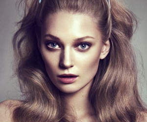 hair, beauty, and model image