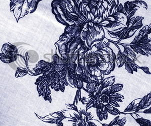 fabric, floral, and vintage image