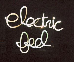 electric feel and lyric image