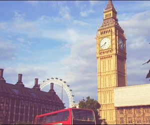 Big Ben, red, and Dream image