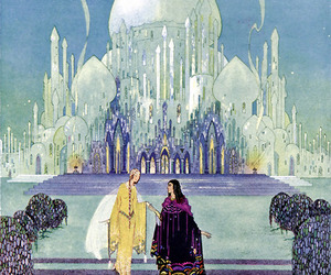 illustration and virginia frances sterrett image