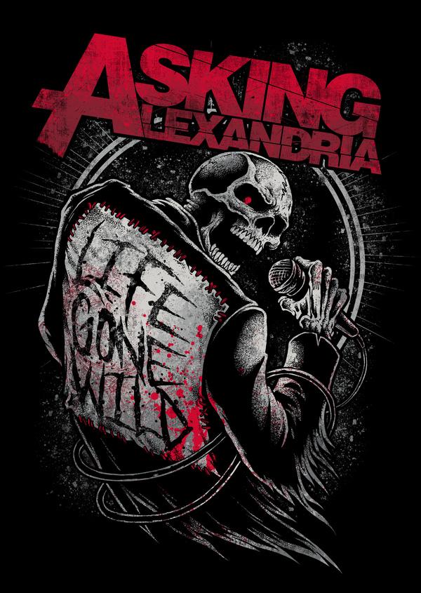 download asking alexandria album terbaru