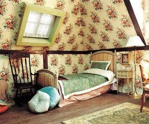 aw, bedroom, and rustic image