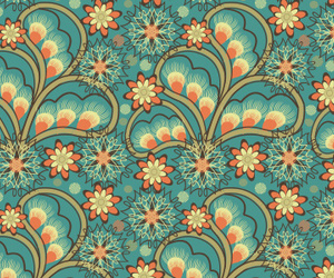 paisley and pattern image