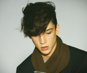 boy, Ash Stymest, and model image