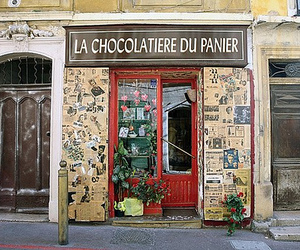 chocolate, france, and photography image