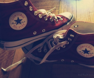 all star, converse, and lovely image