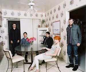 paramore, brand new eyes, and hayley williams image