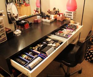 makeup, make up, and girly image