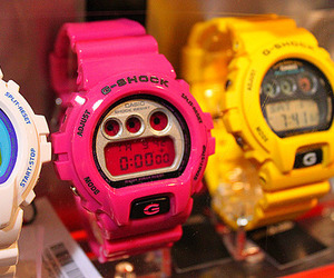 photography and g-shock image