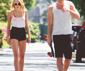 miley cyrus, miley, and couple image