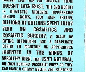 feminism, women, and gender roles image