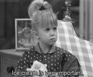 ice cream, important, and quotes image