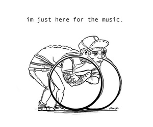 music, gauges, and funny image