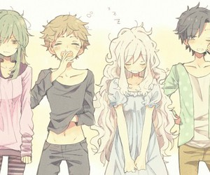 anime, kagerou project, and mary image