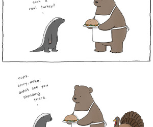funny, lol, and turkey image