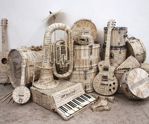 instrument, music, and art image