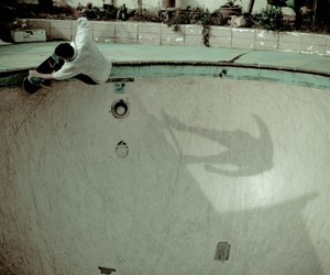 bowl, typography, and skate image