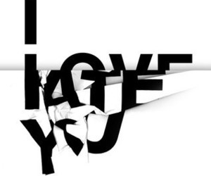 love, hate, and I Love You image