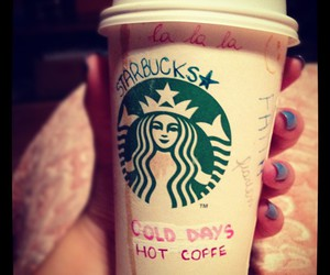 coffe, cold, and Hot image