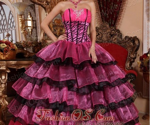 beautiful dress, quinceanera dresses 2013, and girl's sweet 15 image