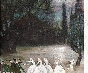 ballet, art, and giselle image