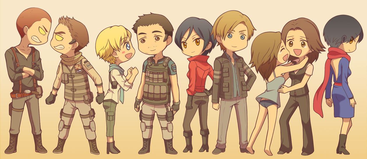 28 Images About Resident Evil On We Heart It See More About