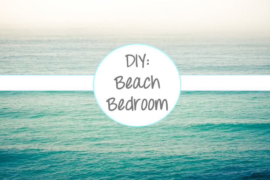 DIY: Beach Inspired Bedroom | Eat Simple Love Yoga